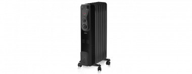 Масляный радиатор CT-6200 Black