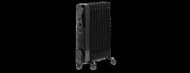 Масляный радиатор CT-6201 Balck