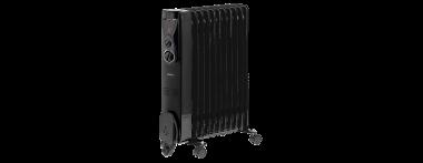 Масляный радиатор CT-6202 Black